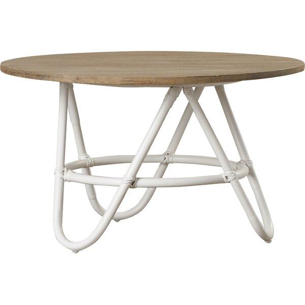 Regina reclaimed teak wood coffee table reviews joss for Coffee tables regina
