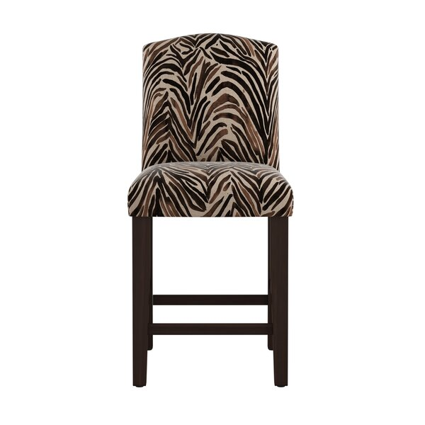 Dayton 26quot Animal Print Bar Stool Joss amp Main : Dayton 26 Animal Print Bar Stool from www.jossandmain.com size 600 x 600 jpeg 32kB