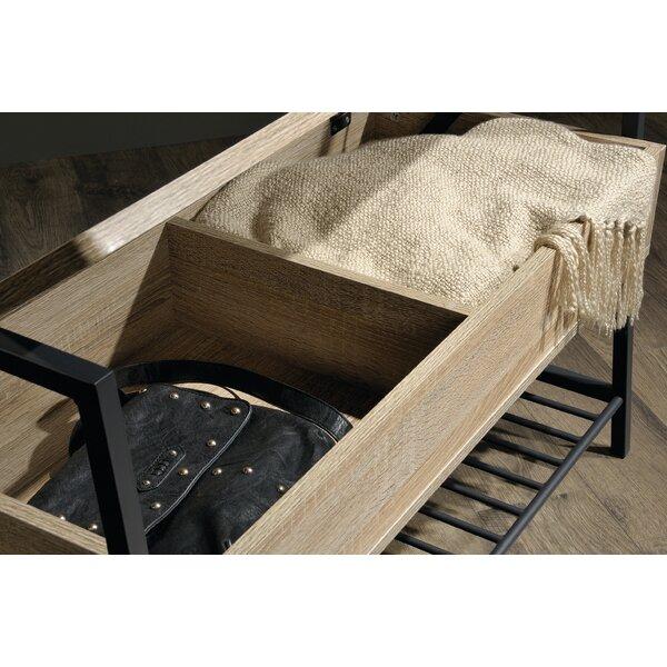 Vermont Foyer Bench : Vermont storage entryway bench reviews joss main