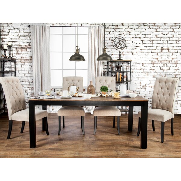 Laci dining table joss main for Laci kitchen set