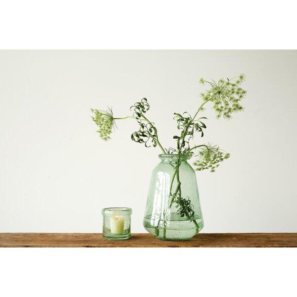 Mdina Glass Christmas Decorations: Iman Glass Vase & Reviews