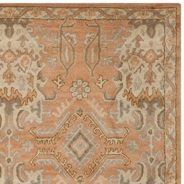 Tufted Indo Persian Wool Area Rug Ebth: Ankara Oriental Wool Hand-Tufted Area Rug & Reviews