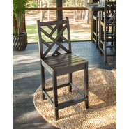 "Chippendale 24"" Bar Stool"