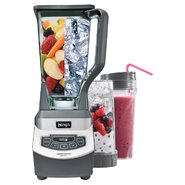 Professional Blender with Single Serve Attachment