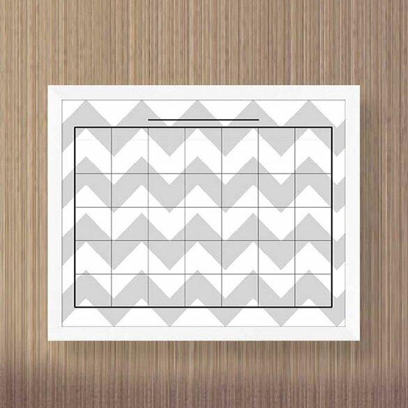 ptm images elliott framed calendarplanner glass dry erase board
