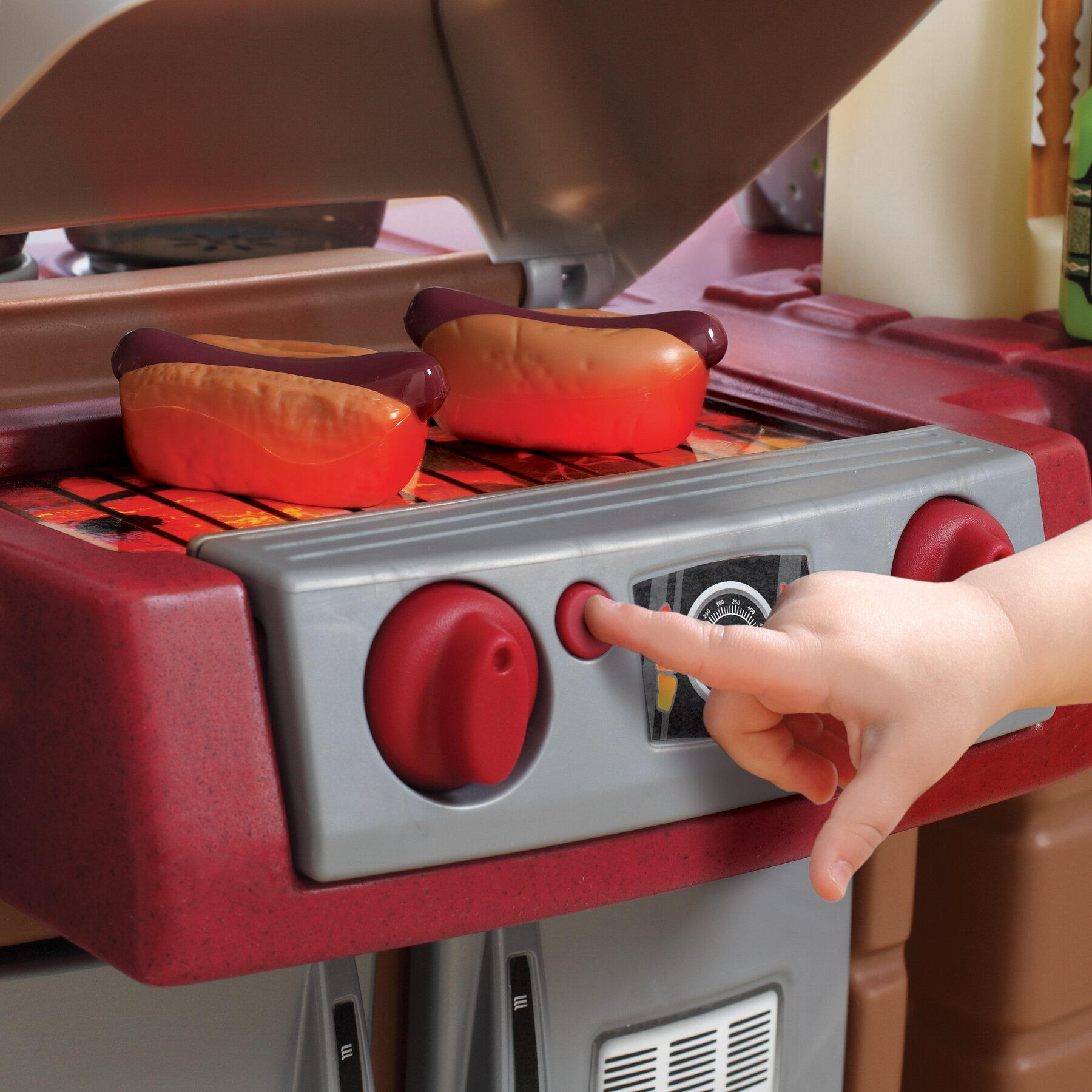 step2 grand walk in kitchen and grill & reviews | wayfair