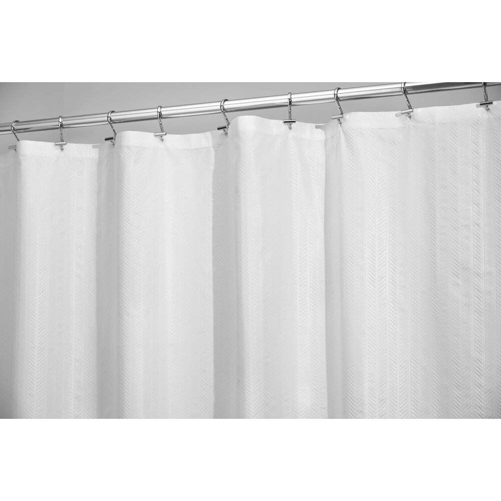 InterDesign Harlan Shower Curtain Liner & Reviews