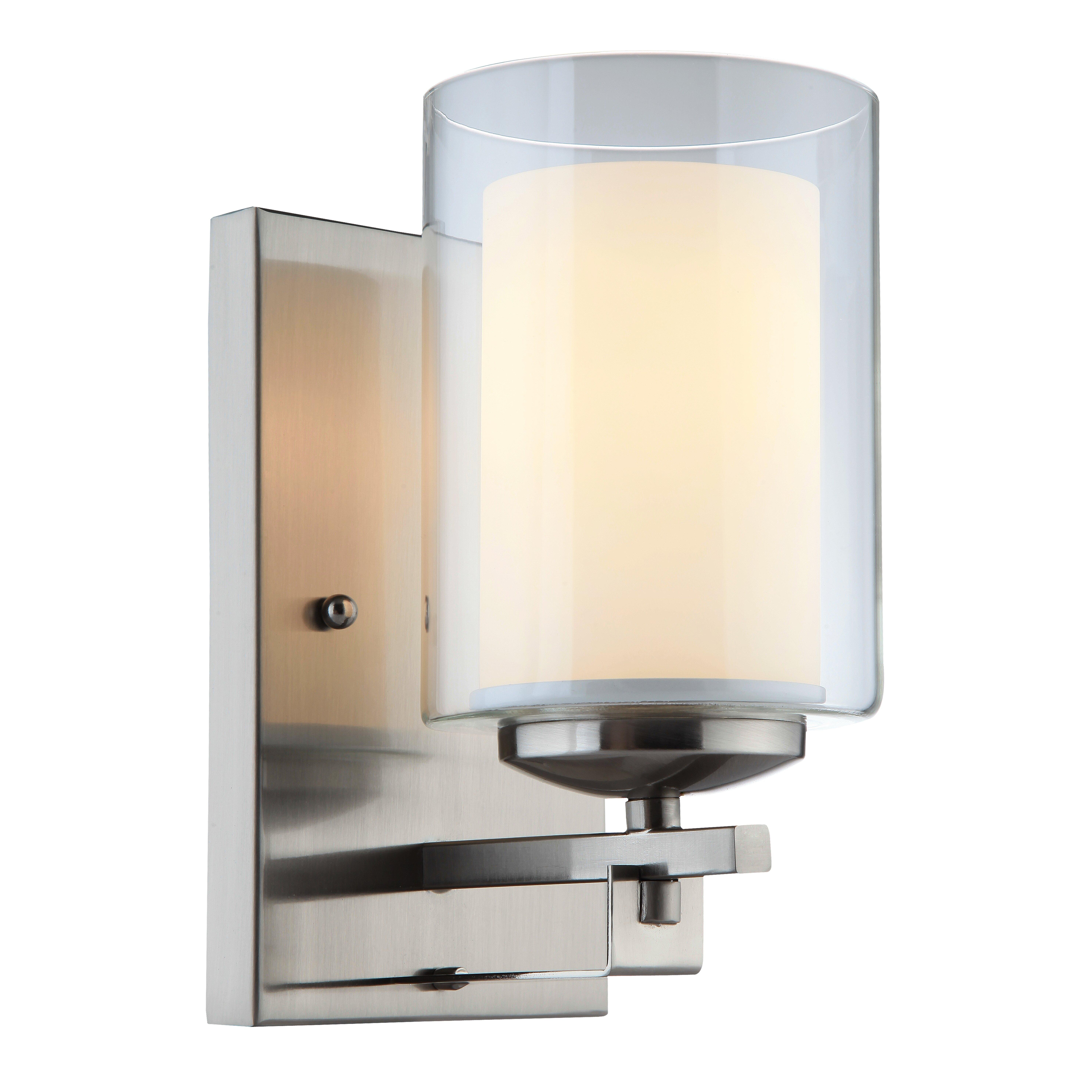 Hardware House El Dorado 1-Light Wall Sconce & Reviews Wayfair