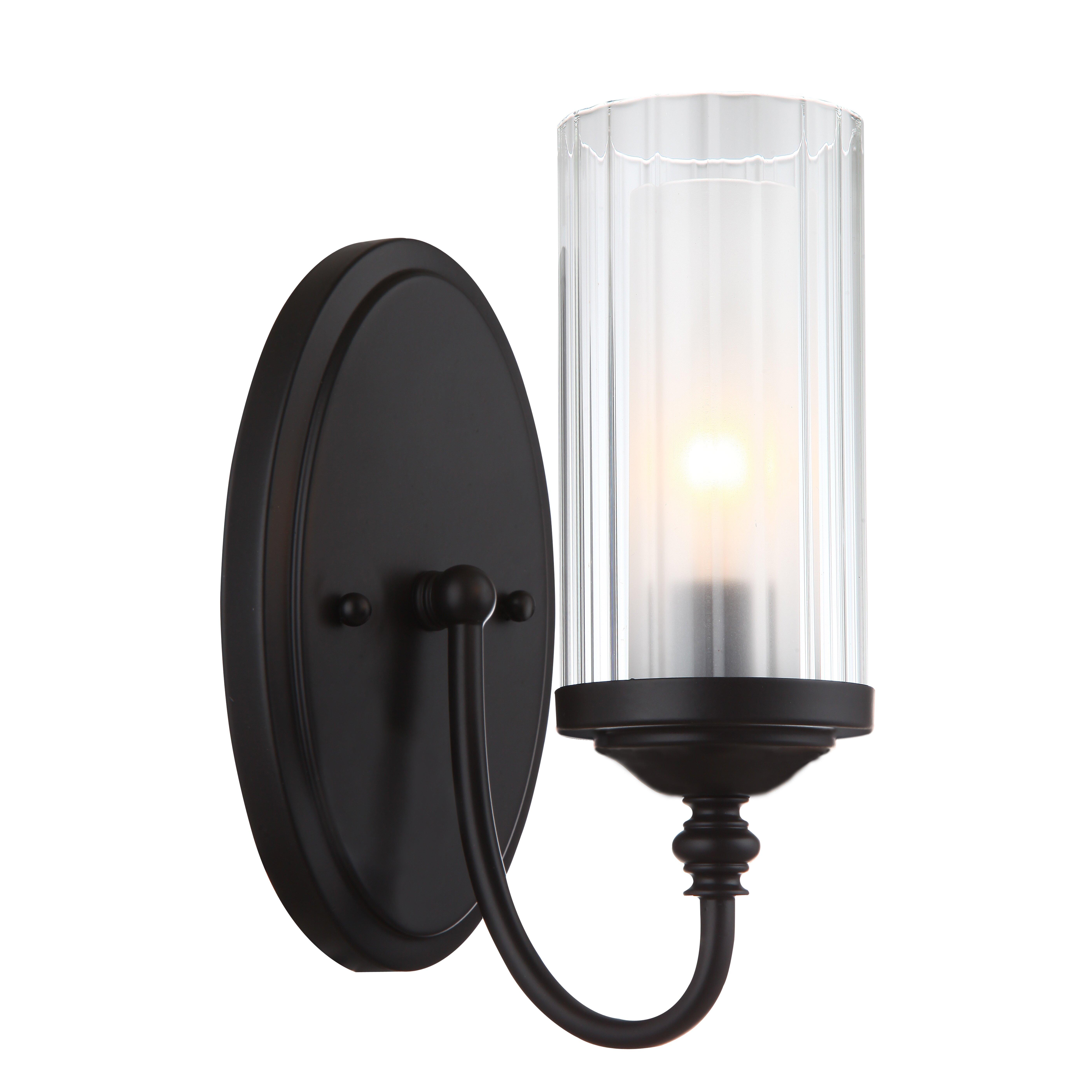 Wall Light Home Hardware : Hardware House Lexington 1 Light Wall Sconce & Reviews Wayfair