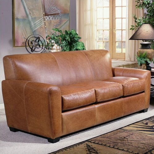 Omnia Leather Jackson Leather Sofa Set & Reviews | Wayfair