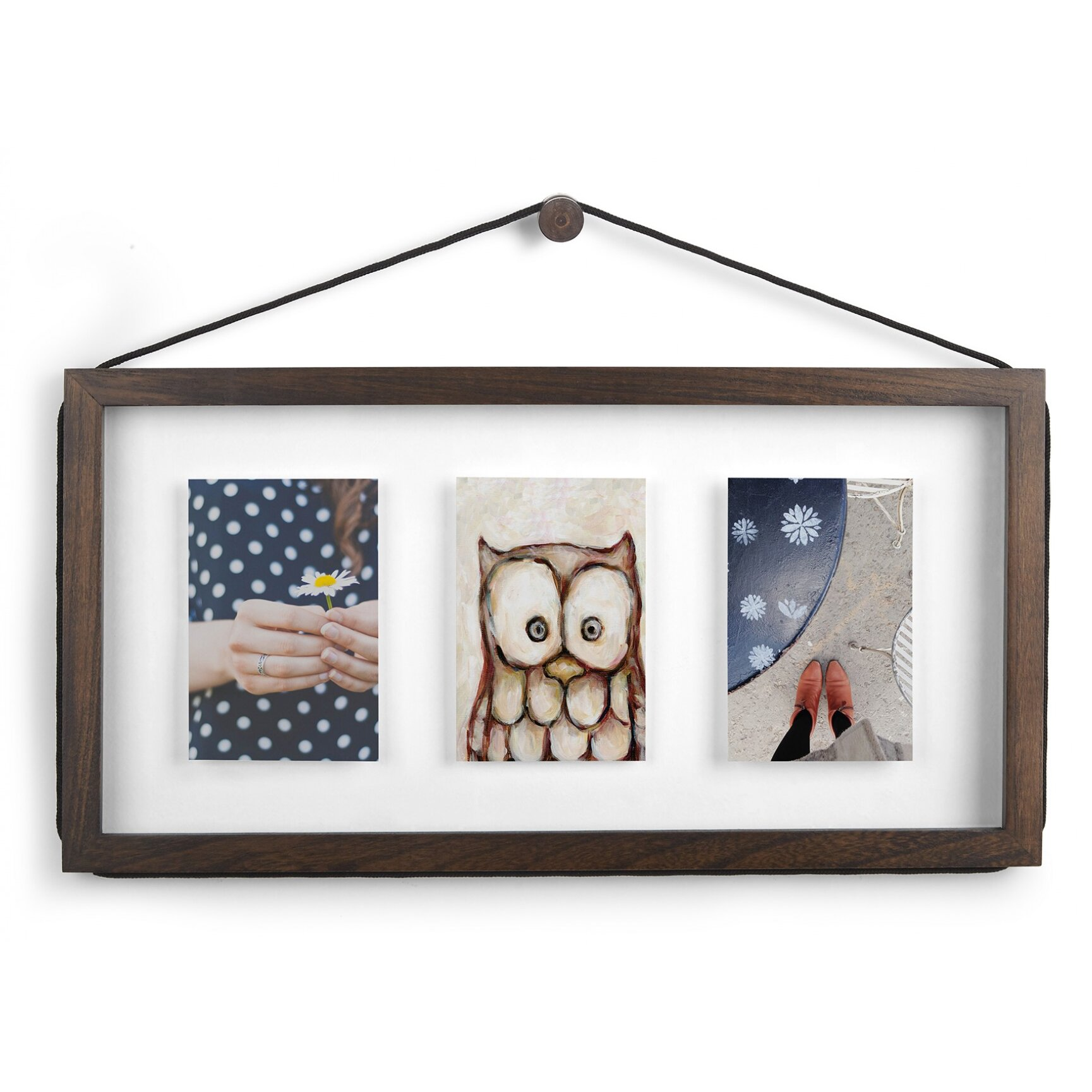 Umbra Frame Wall Decor : Corda multi wall photo display picture frame reviews