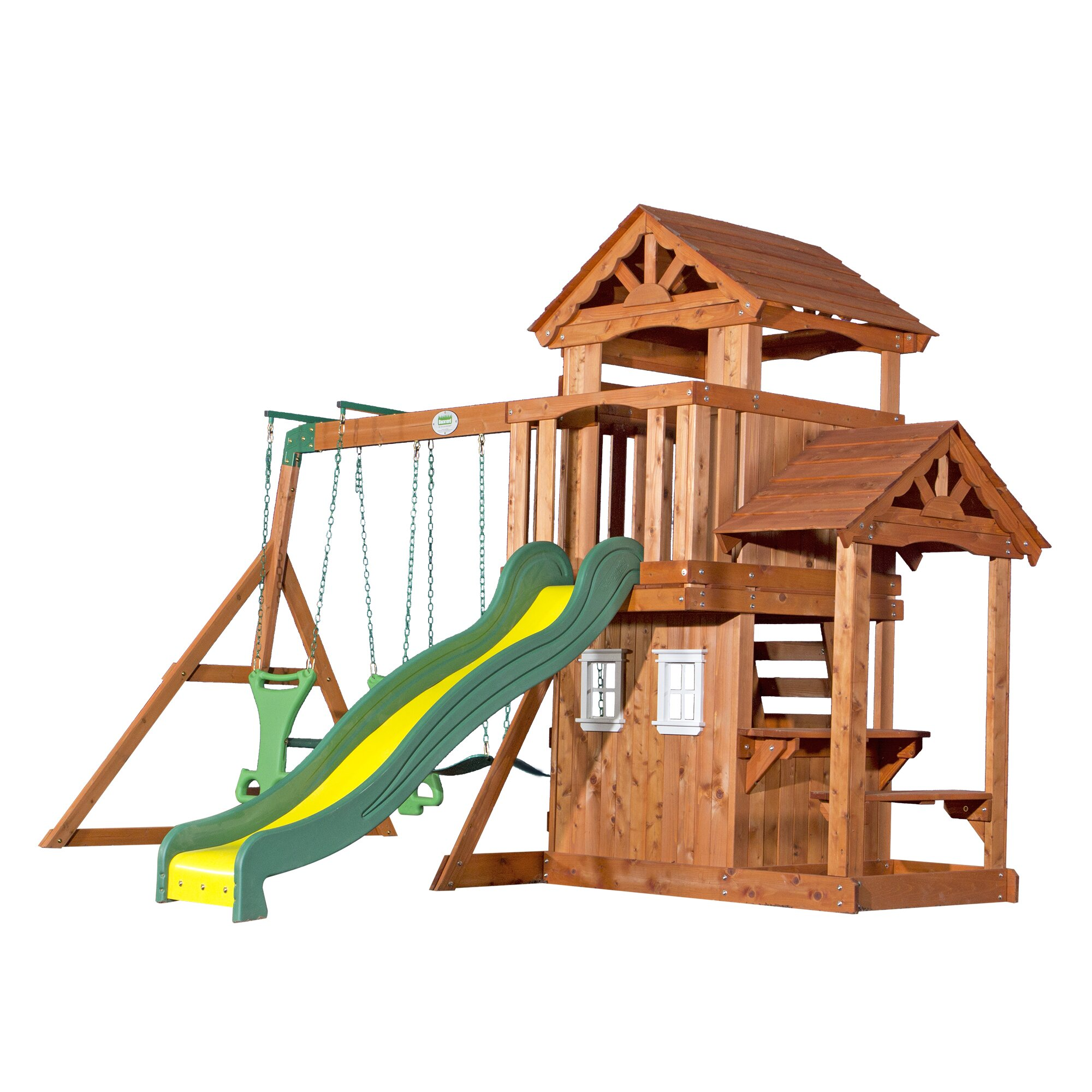baby kids backyard play wood swing sets backyard discovery sku