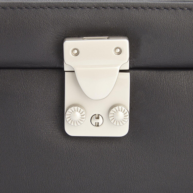 Eyeglasses display - Royce Leather Executive 4 Slot Eyeglass Display Case
