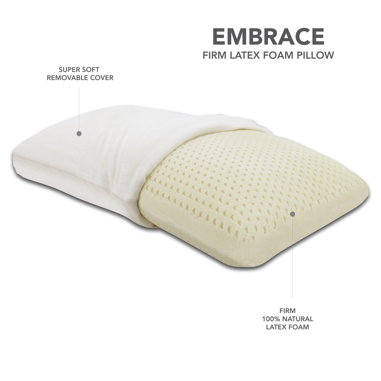 Firm Latex Foam Pillow 111
