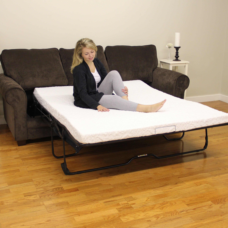 Hide A Bed Mattress Topper