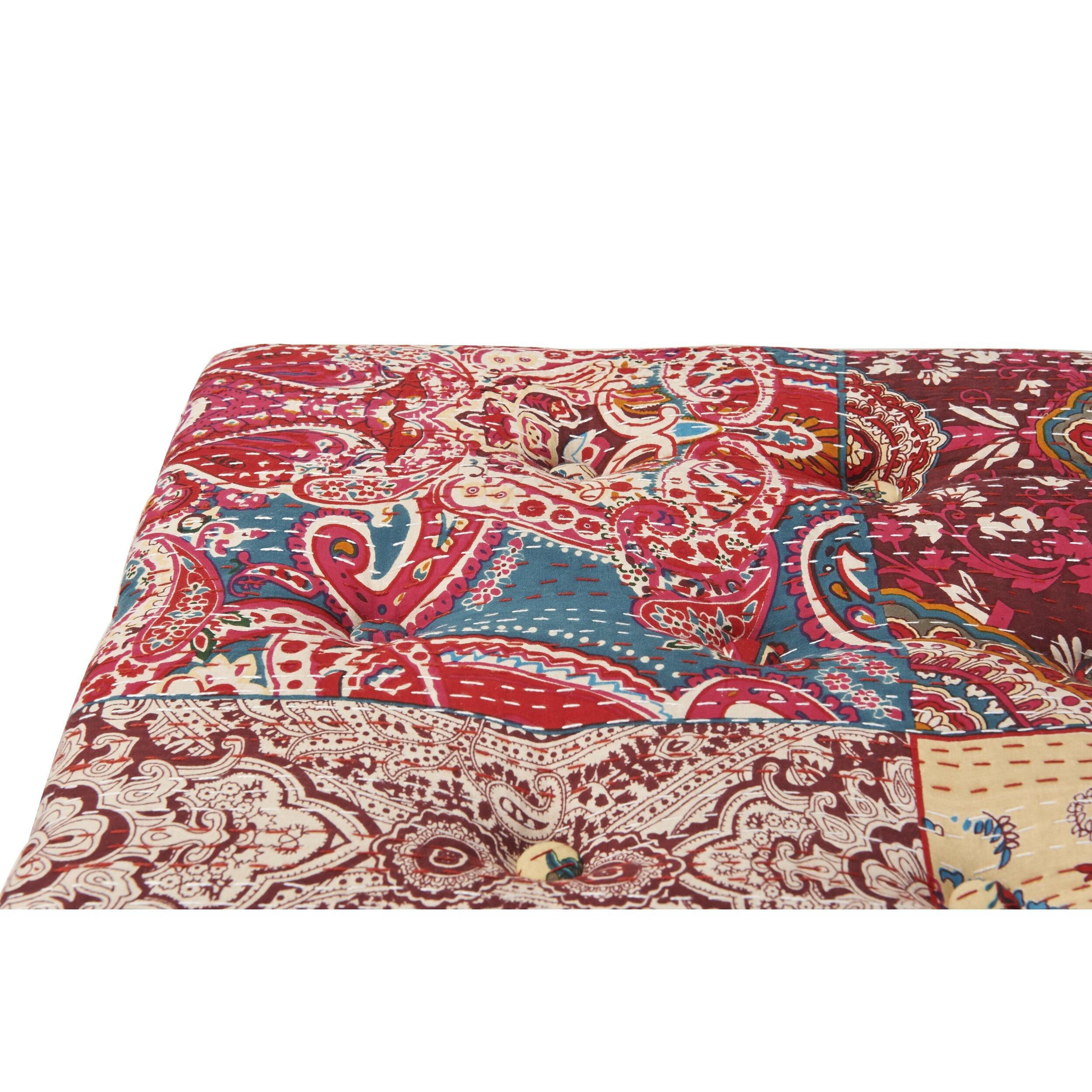 Red Bedroom Bench Jennifer Taylor Naomi Upholstered Storage Bedroom Bench Reviews