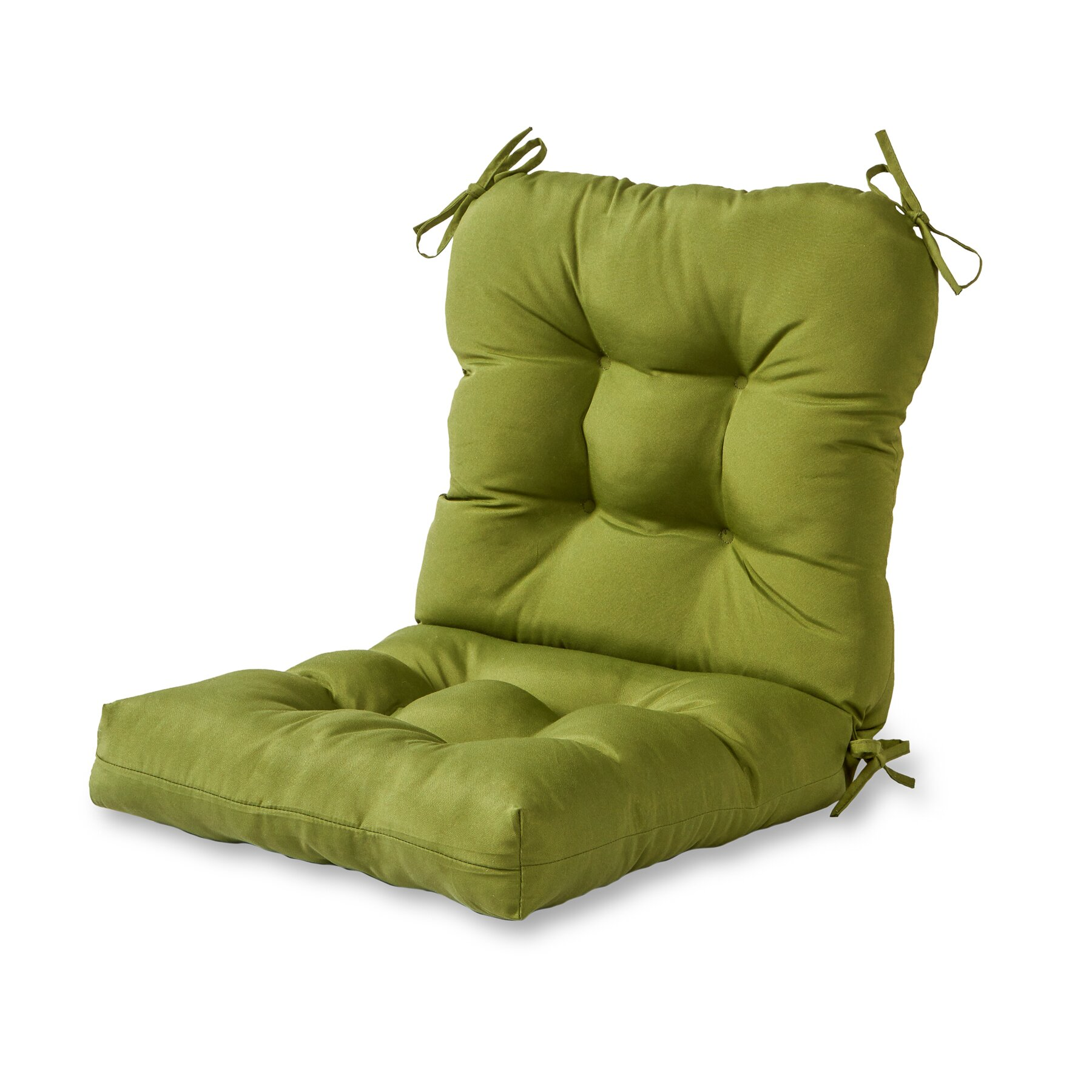 Greendale Home Fashions Outdoor Lounge Chair Cushion ...