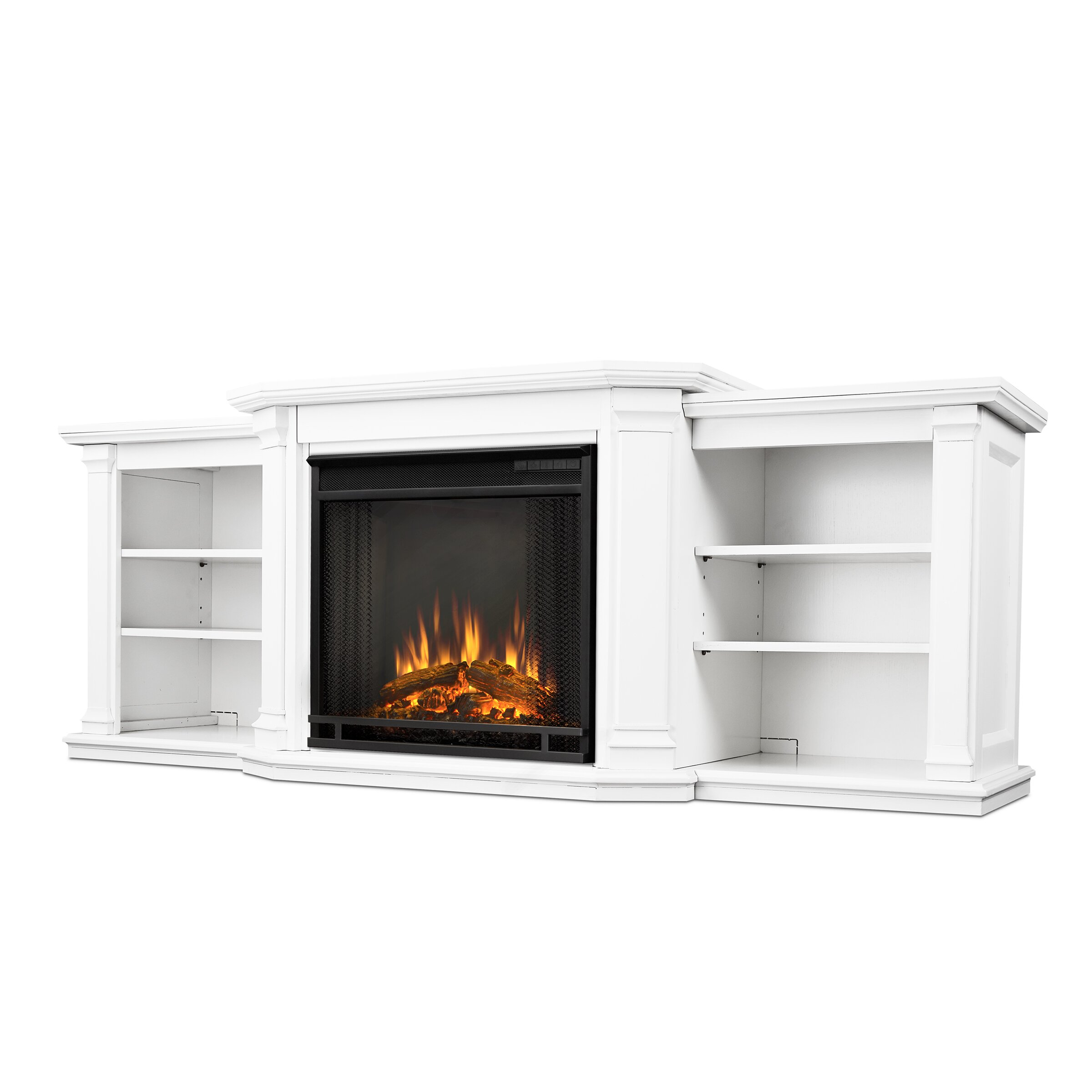 Real Flame Valmont Electric Fireplace & Reviews