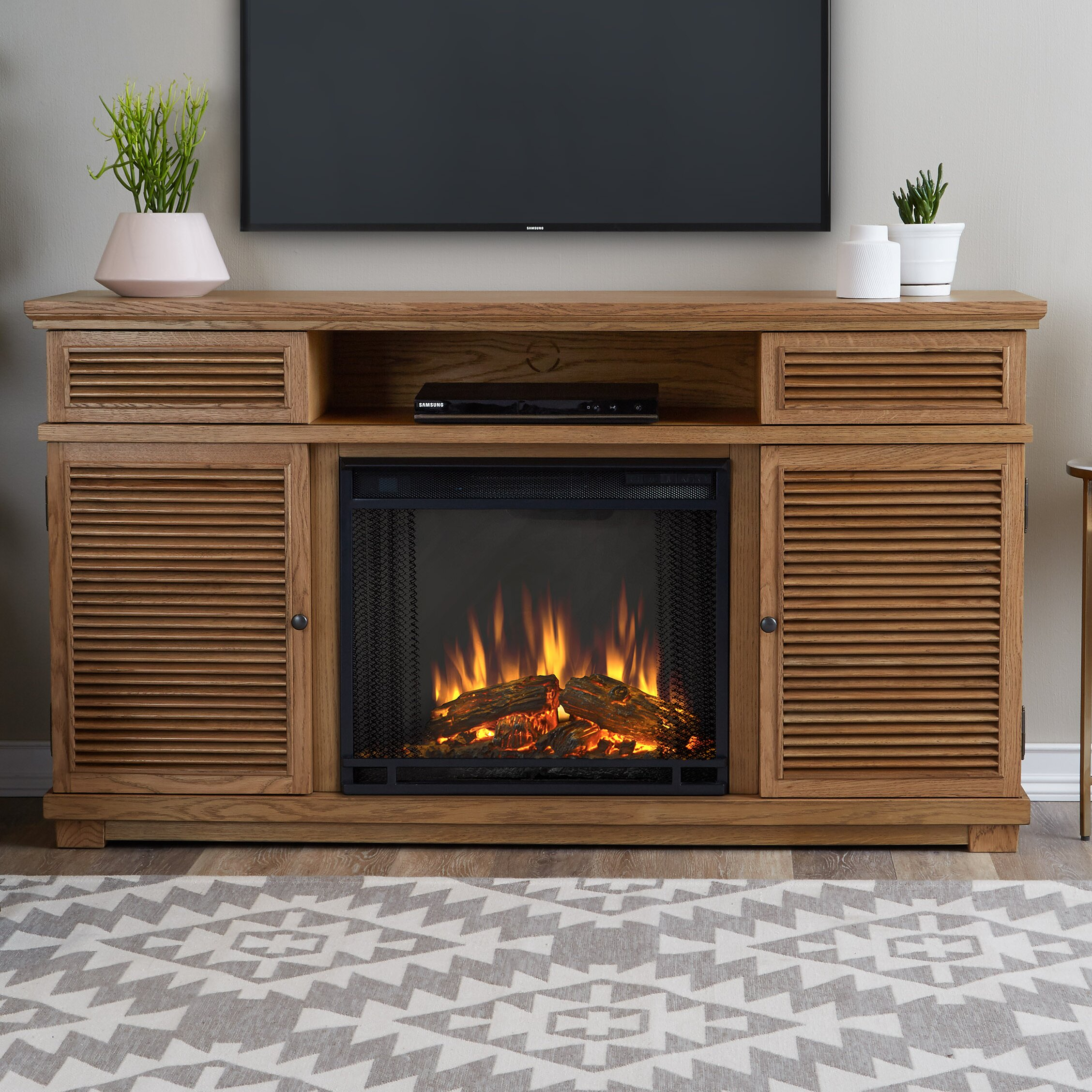 real flame electric fireplace fujise us