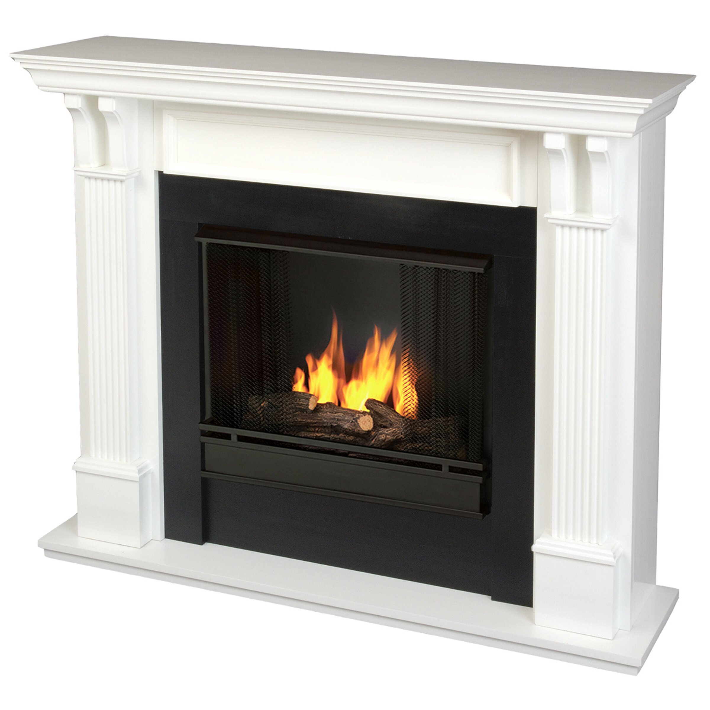 real flame ashley gel fuel fireplace reviews wayfair. Black Bedroom Furniture Sets. Home Design Ideas