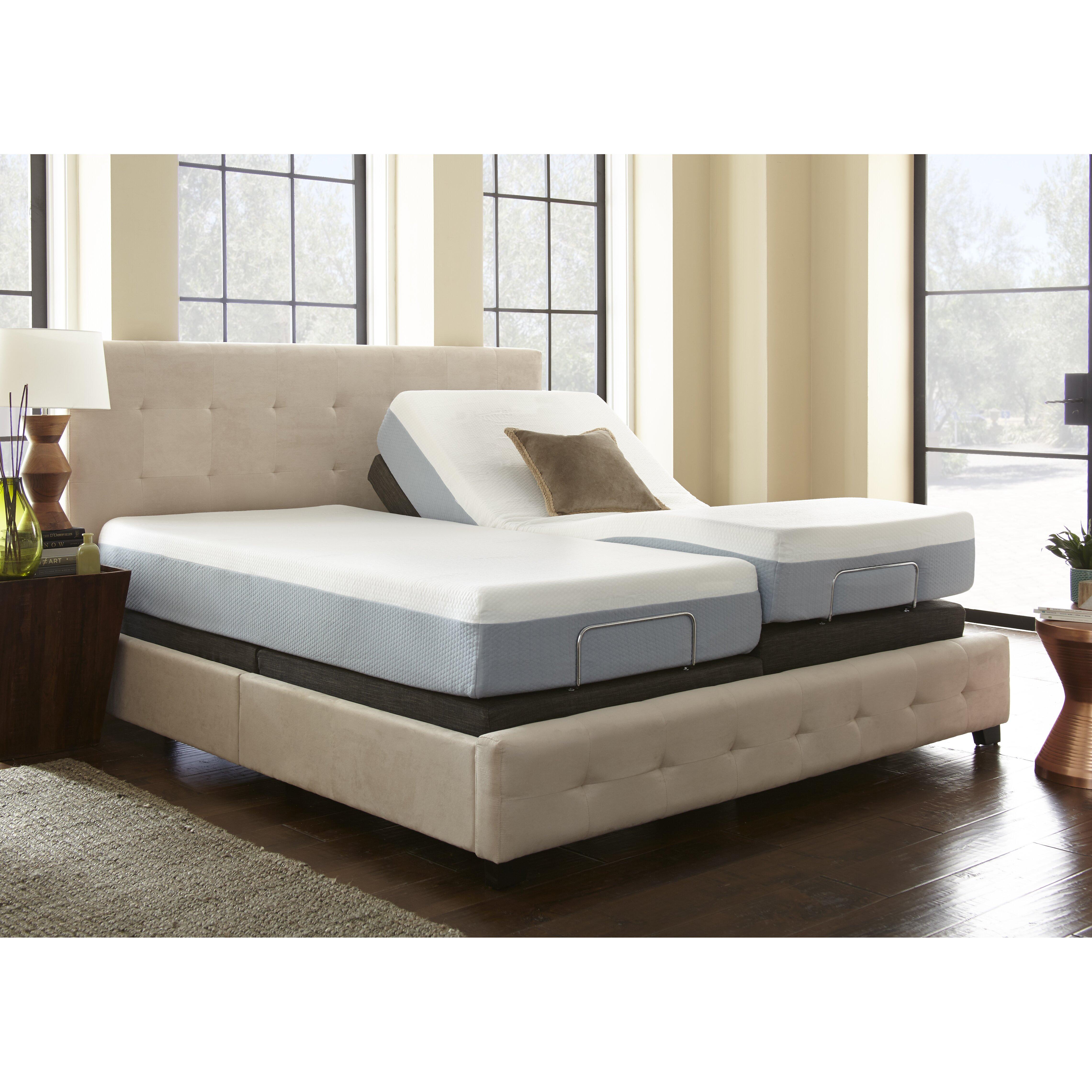 eco lux adjustable bed