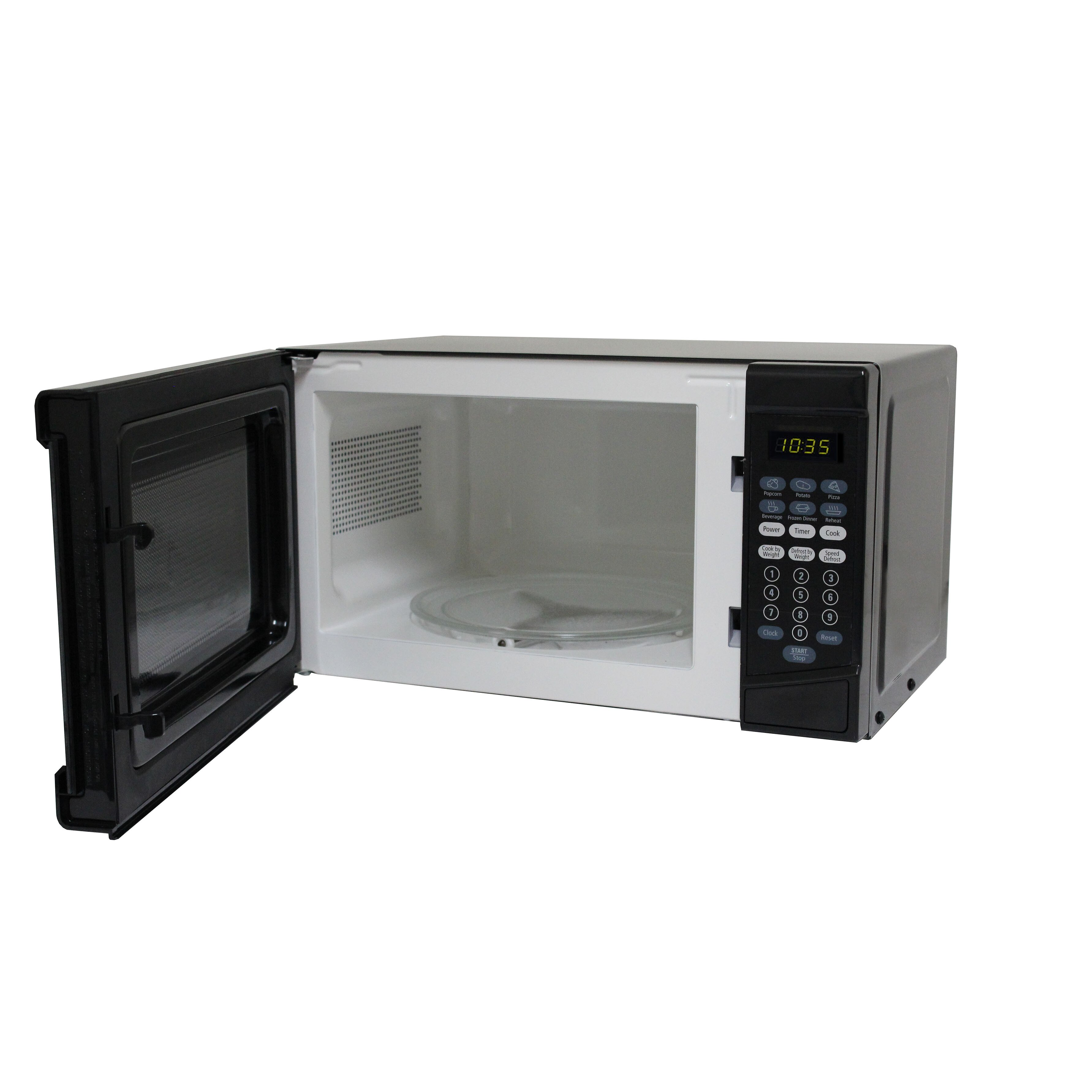 Countertop Microwave Stand : Sunbeam 0.7 Cu. Ft.700W Countertop Microwave & Reviews Wayfair