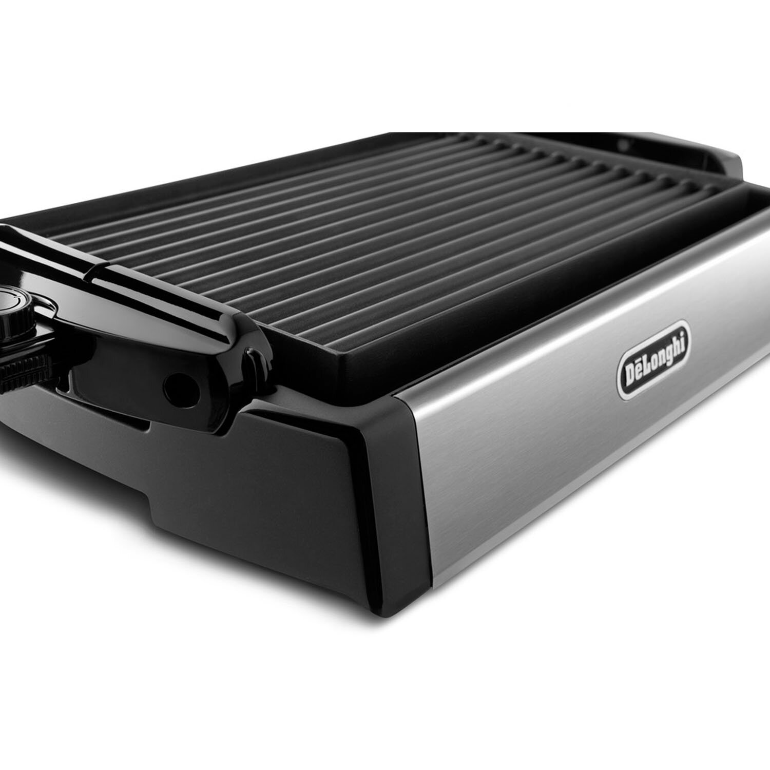 Delonghi Grill Indoor Outdoor ~ Delonghi indoor in non stick ceramic coated grill and