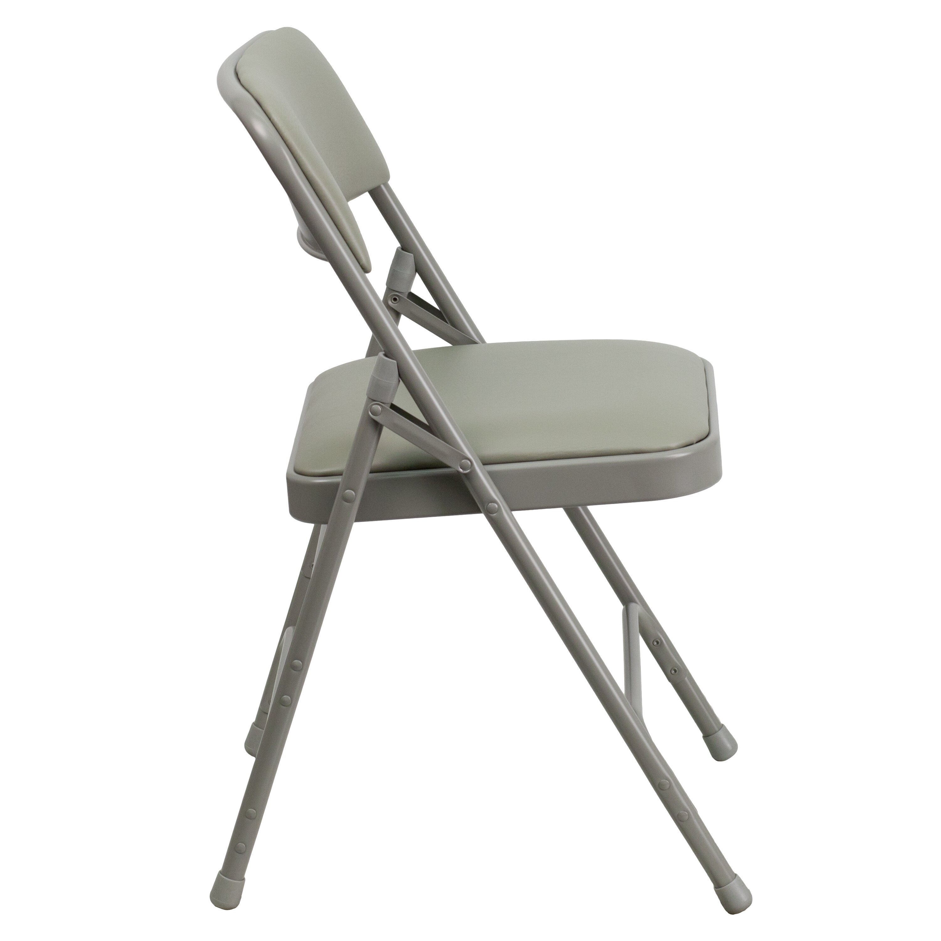 metal padded folding chairs. Customized Padded Folding Chairs Metal 1