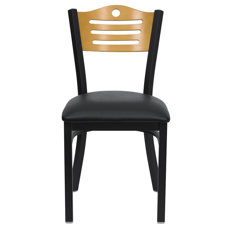Flash Furniture Hercules Series Slat Back Side Chair Reviews