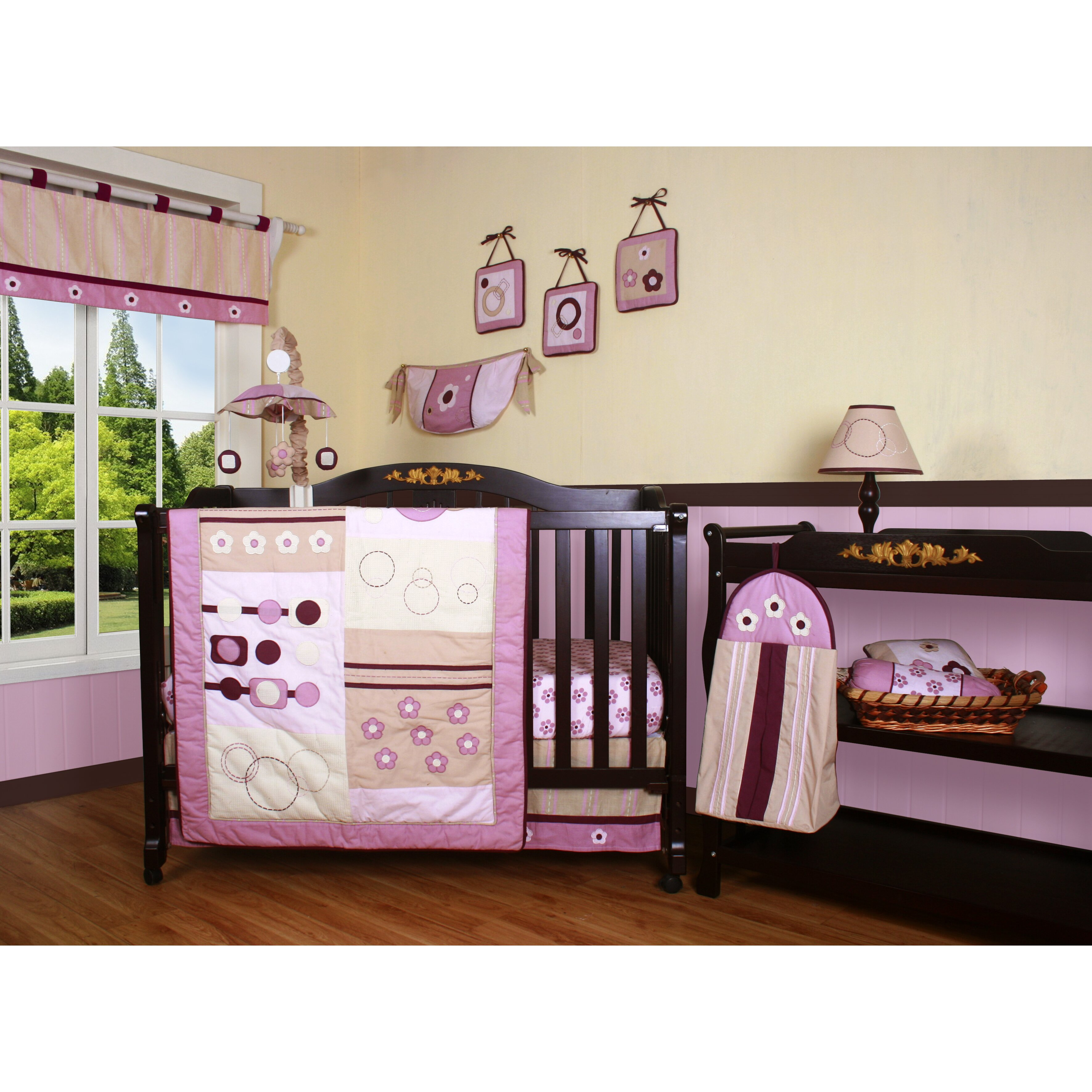 Crib for sale louisville ky - Geenny Boutique Baby Artist 13 Piece Crib Bedding Set