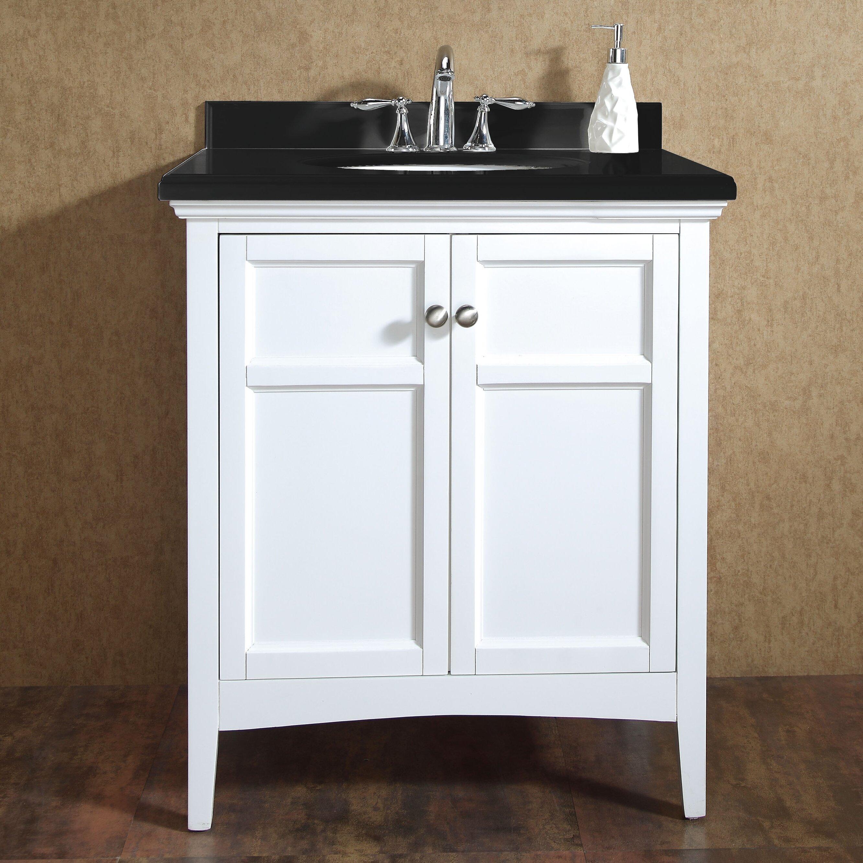 ove decors campo 30quot single bathroom vanity set - Ensemble Vanite Armoire