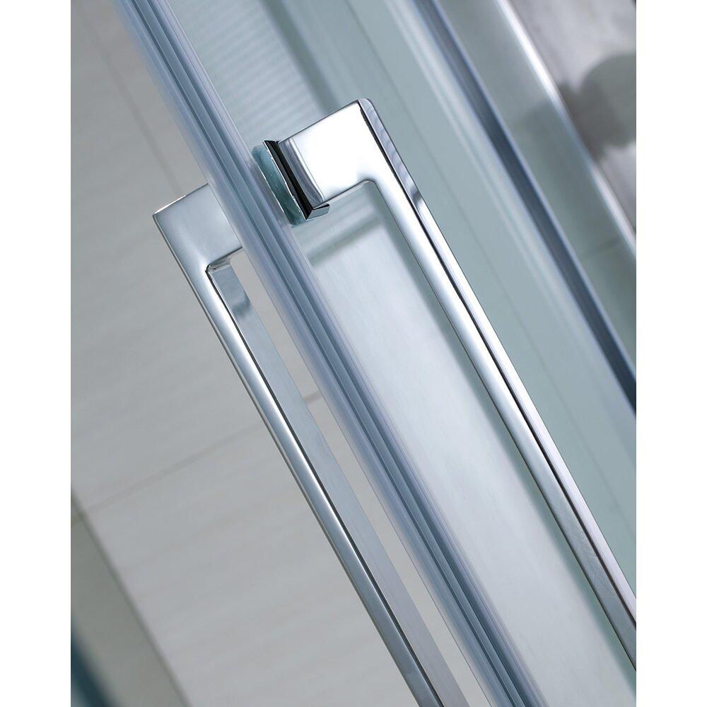Ove Decors Shower Doors Ove Decors Sierra 82 X 60 X 32 Glass Panel Door Reviews Wayfair