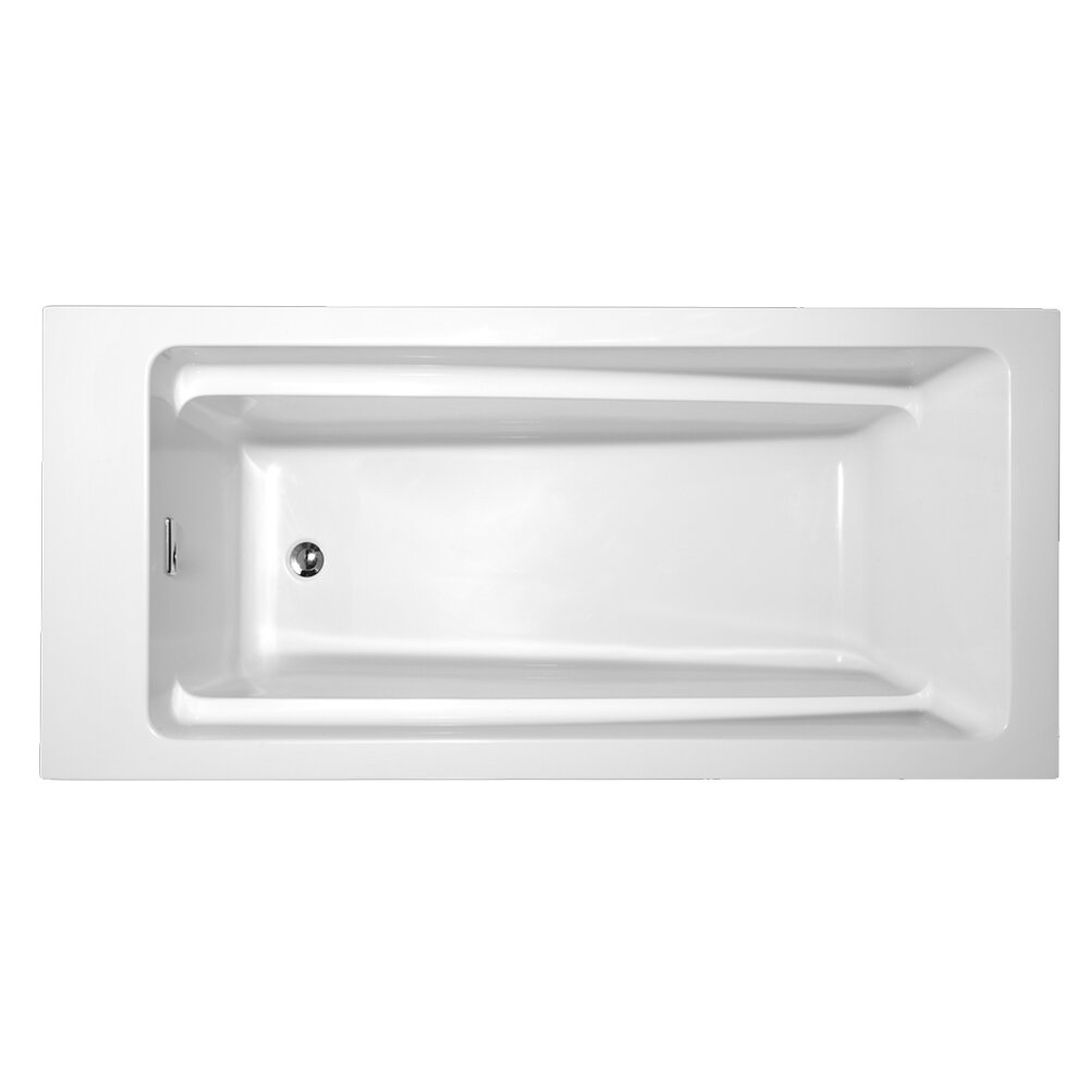 Ove Decors Shower Doors Ove Decors Houston 69 X 31 Bathtub Reviews Wayfair