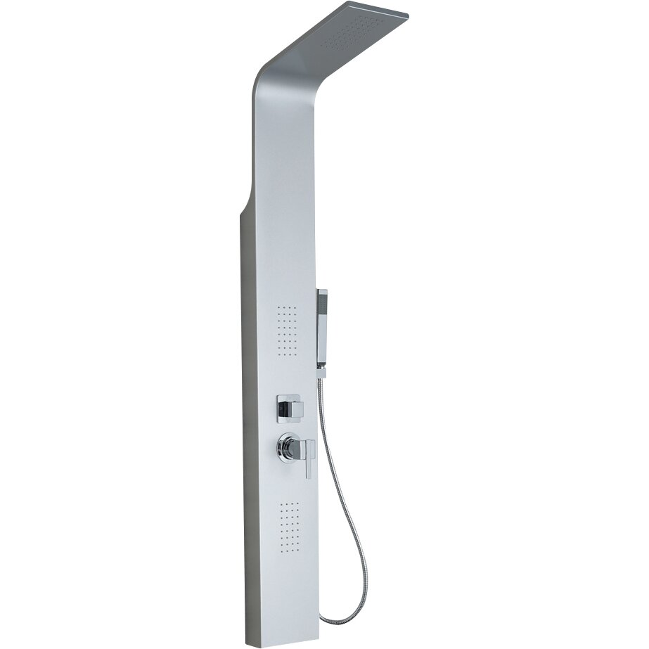 Ove Decors Shower Doors Ove Decors Shower Panel Diverter Thermostatic Reviews Wayfair