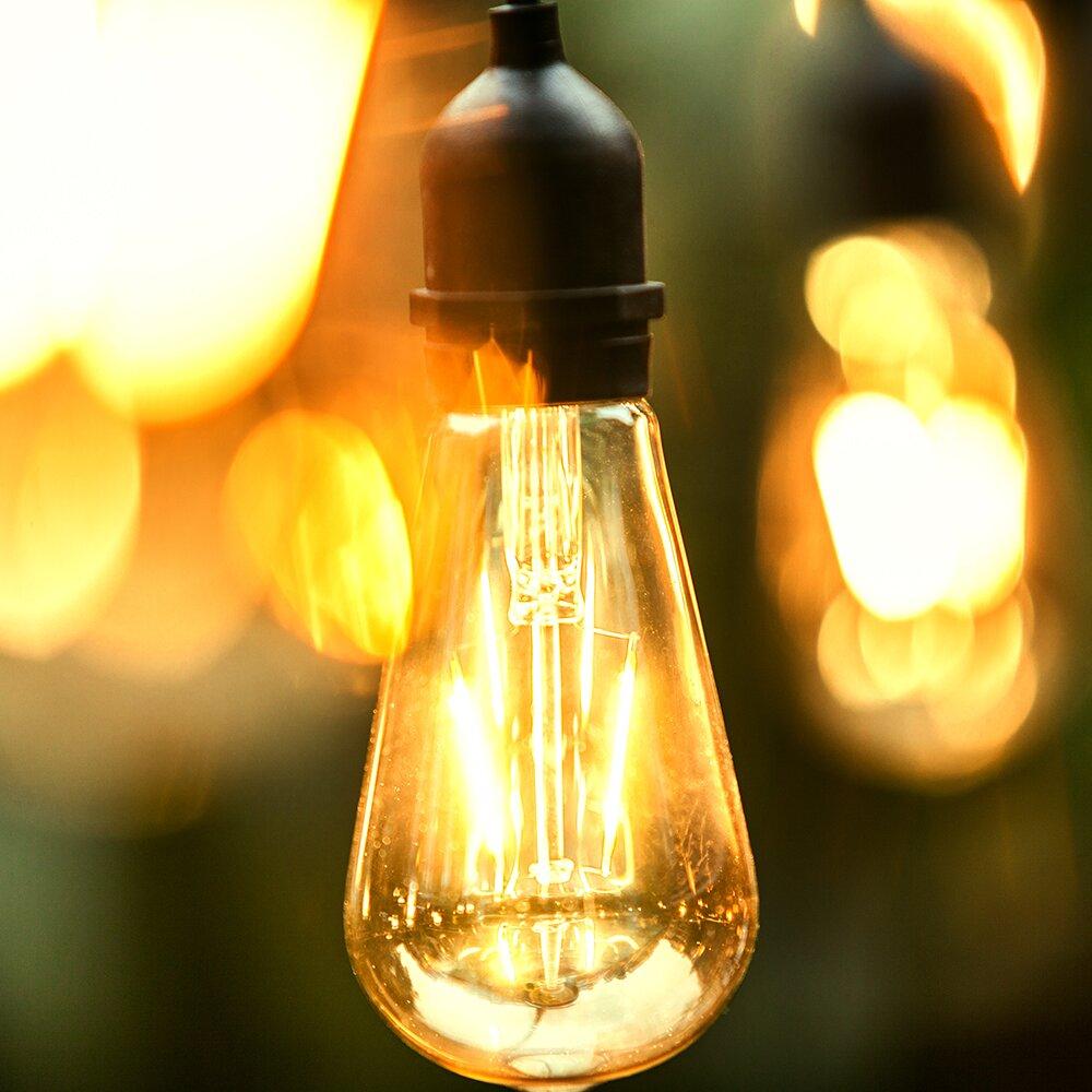 edison bulb string lights edison light bulbs lowes light bul
