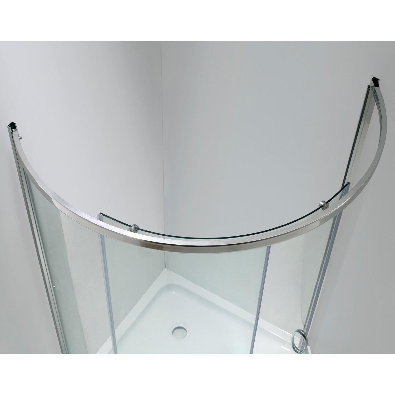 Ove Decors Shower Doors Ove Decors Breeze Premium 38 X 38 X 76 Sliding Door Shower