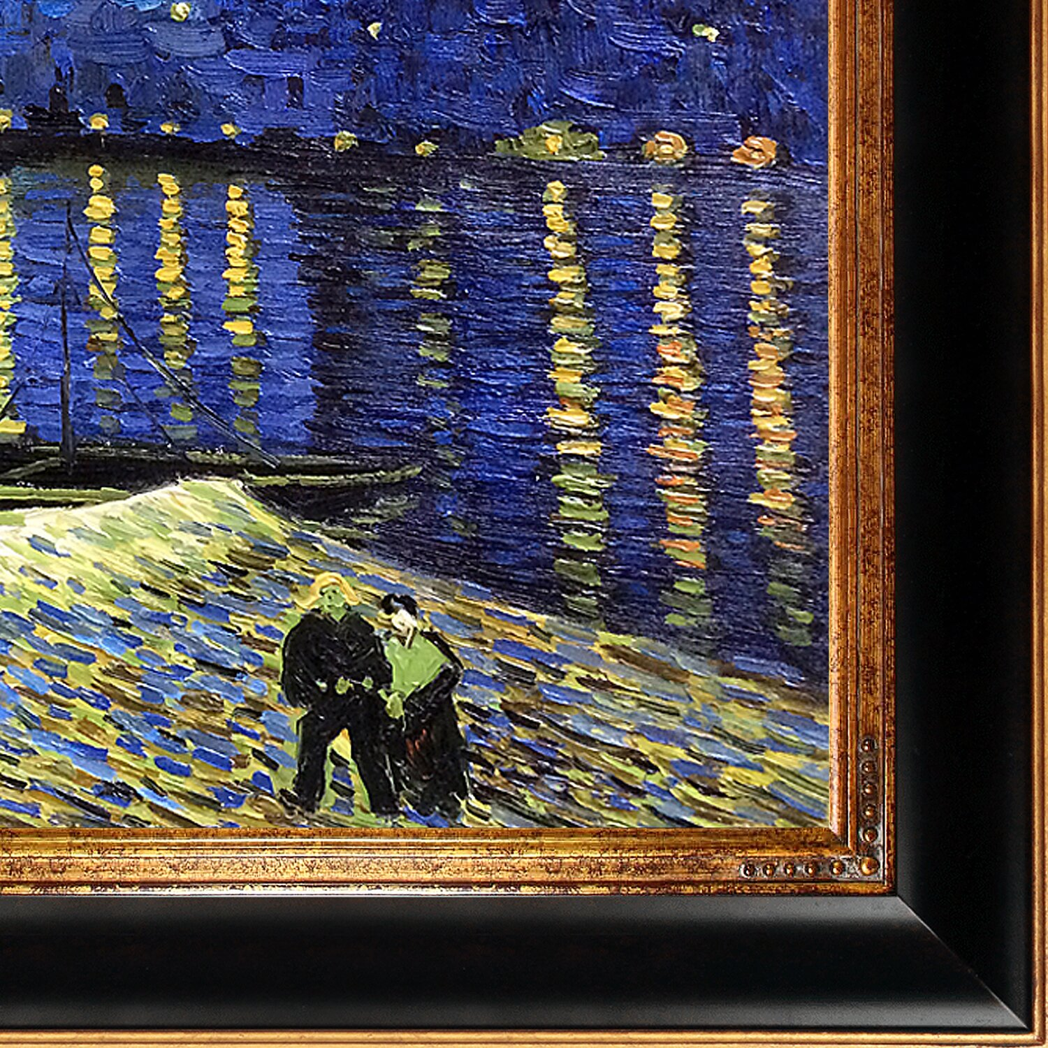 Tori home 39 starry night over the rhone 39 by vincent van for Starry night over the rhone hd