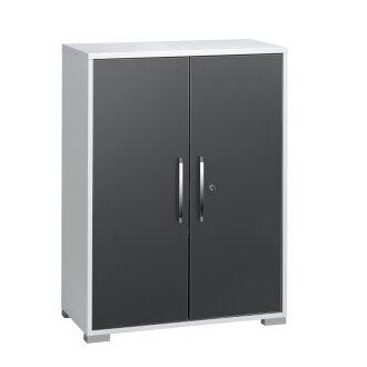maja m bel verschlie barer aufbewahrungsschrank emilia bewertungen. Black Bedroom Furniture Sets. Home Design Ideas