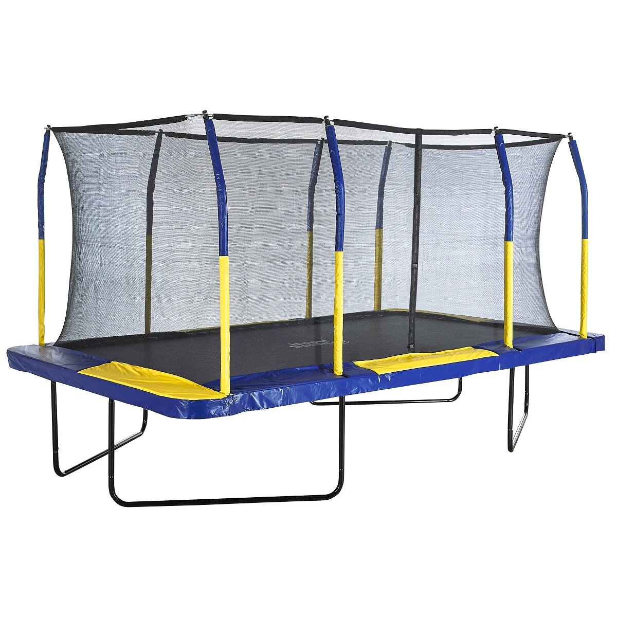 Upper Bounce Spacious 9' X 15' Rectangular Trampoline With