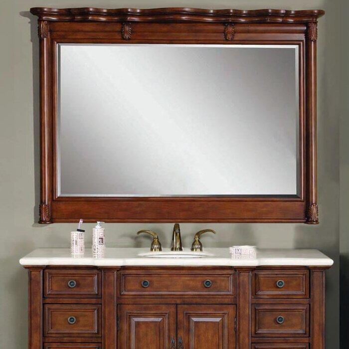 Silkroad Exclusive Sabina 58 Single Bathroom Vanity Set Reviews – 58 Bathroom Vanity