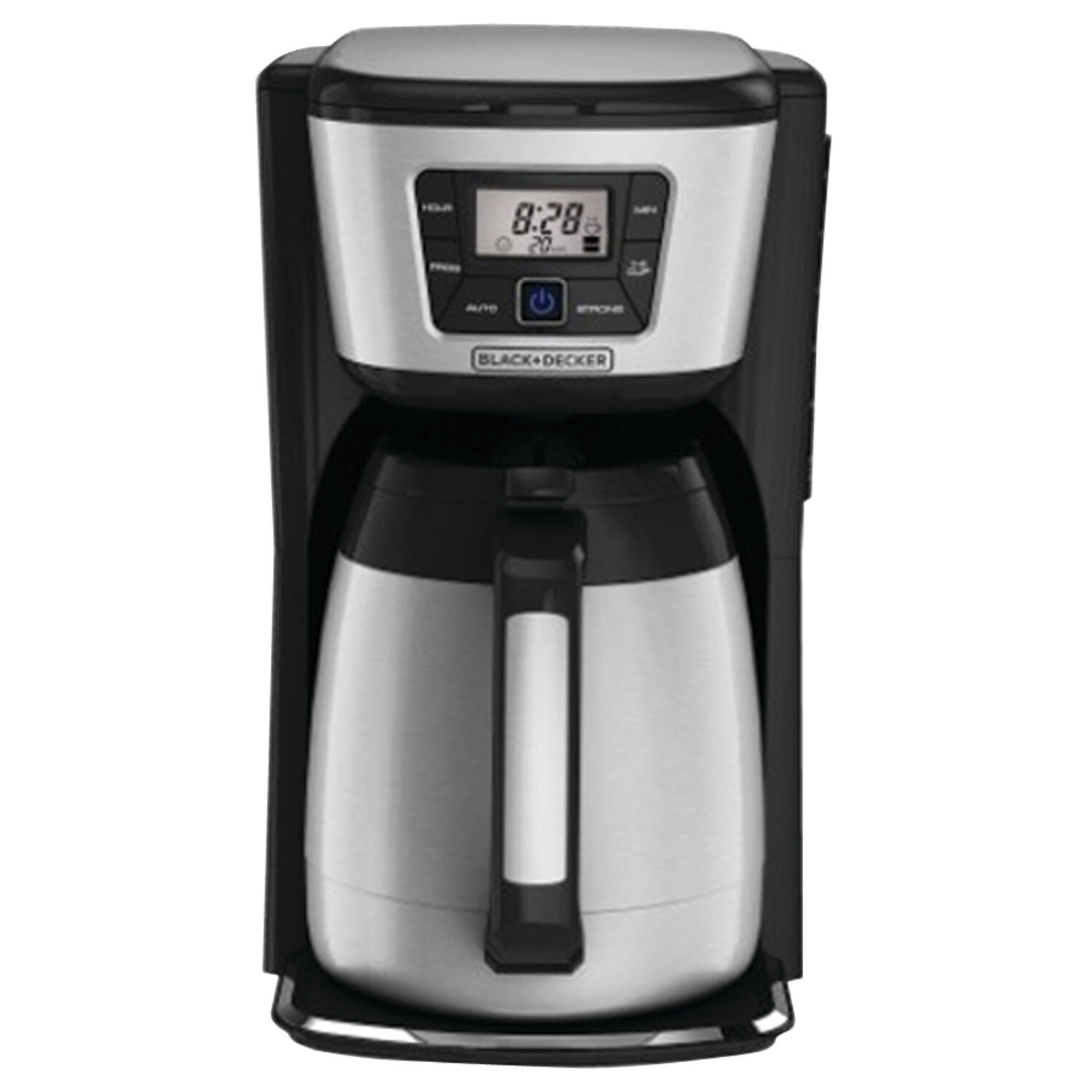 Black and decker 12 cup programmable coffee maker - Black Amp Decker 12 Cup Programmable Thermal Coffee Maker