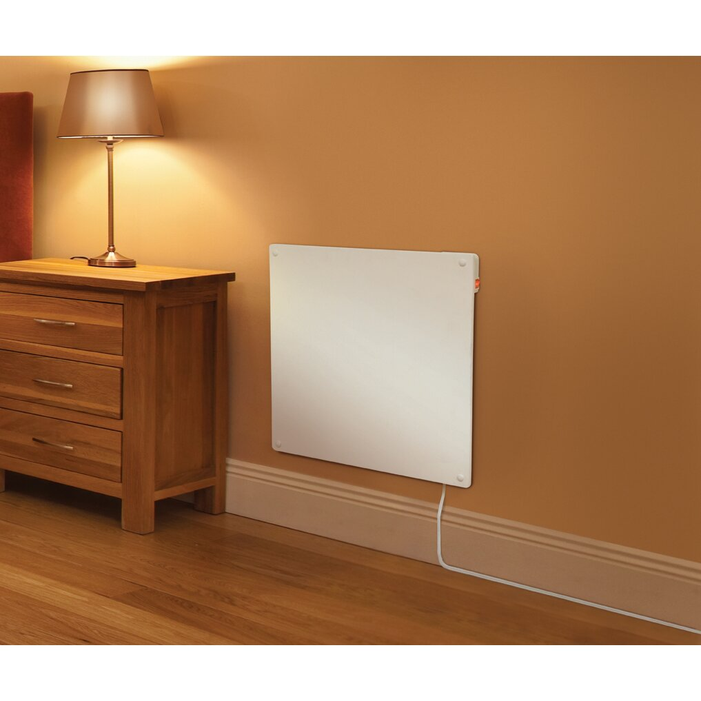 Ecoheater Wall Mounted Electric Convection Panel Heater