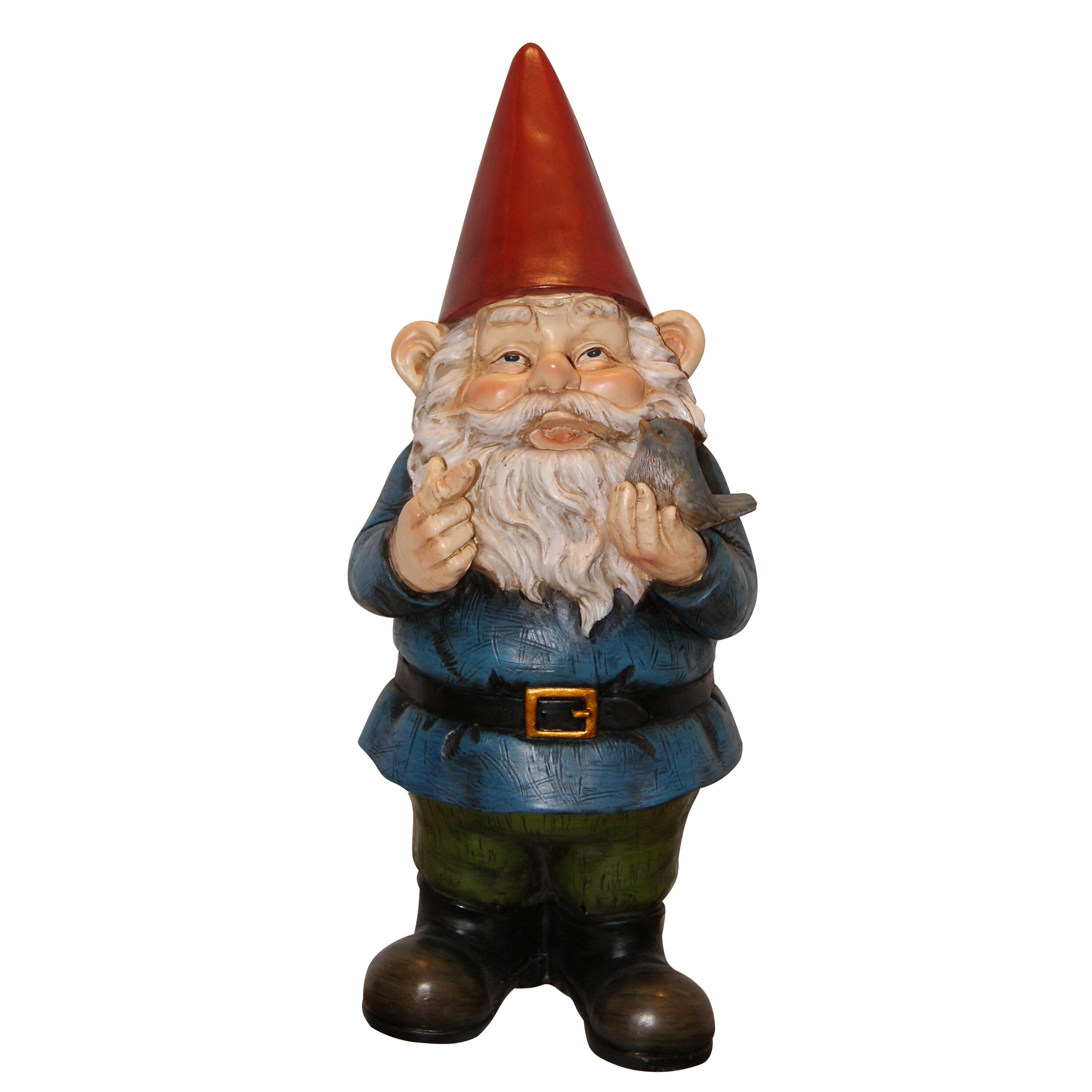Alpine Garden Gnome Statue Reviews Wayfair