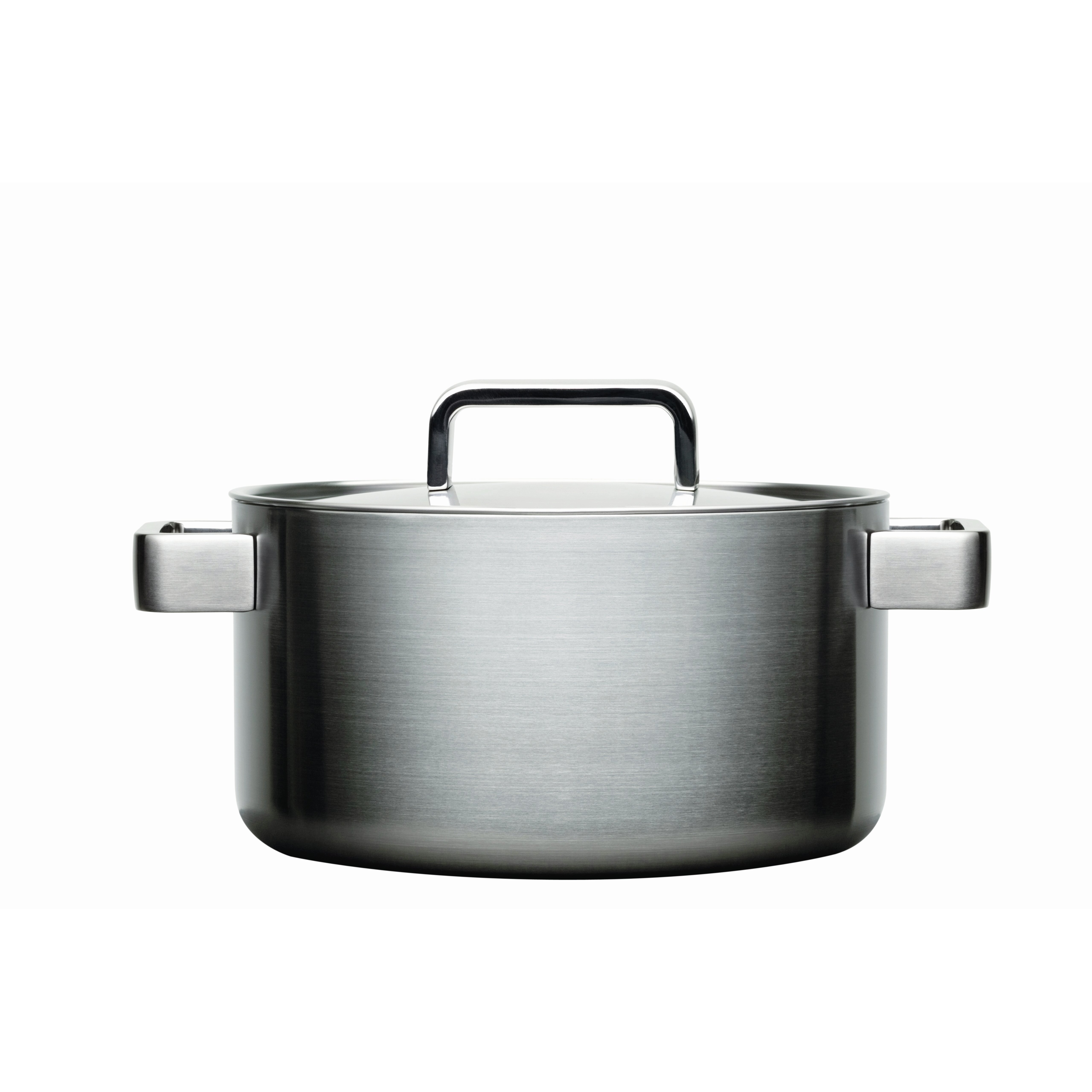 Tools Round Stainless Steel 4 Qt. Casserole With Lid | AllModern - iittala Tools Round Stainless Steel 4 Qt. Casserole With Lid