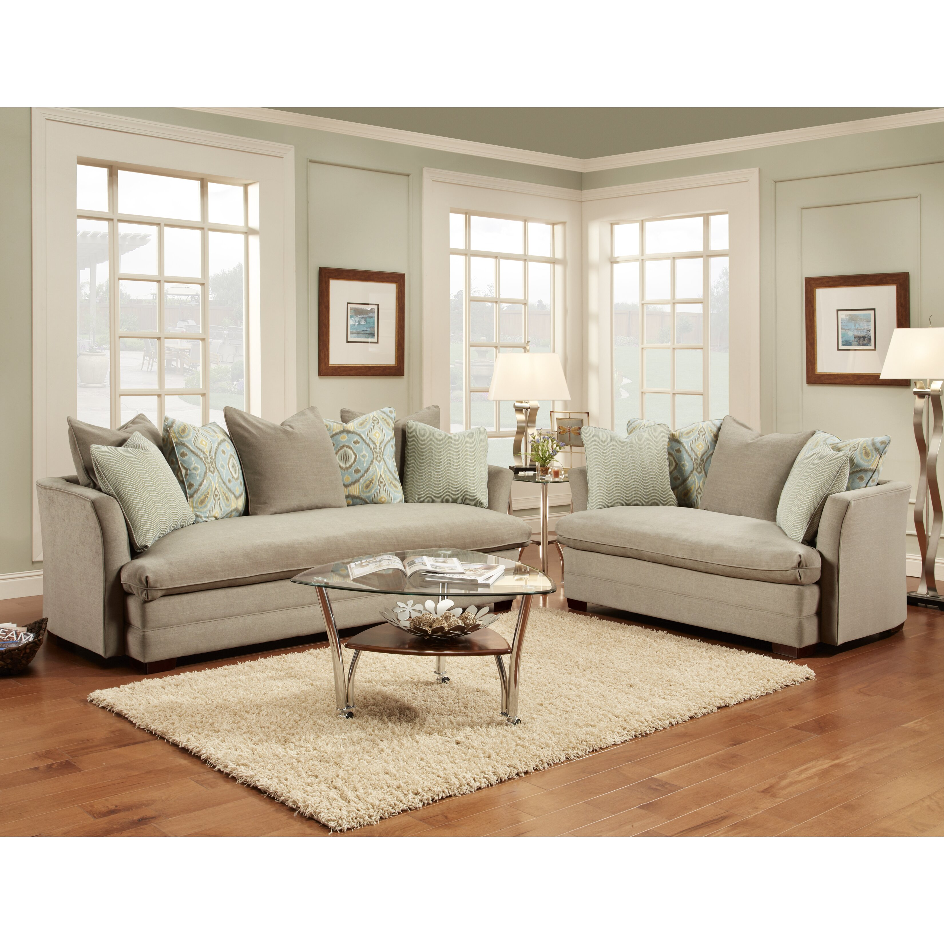 Wildon Home Laney Living Room Collection Reviews