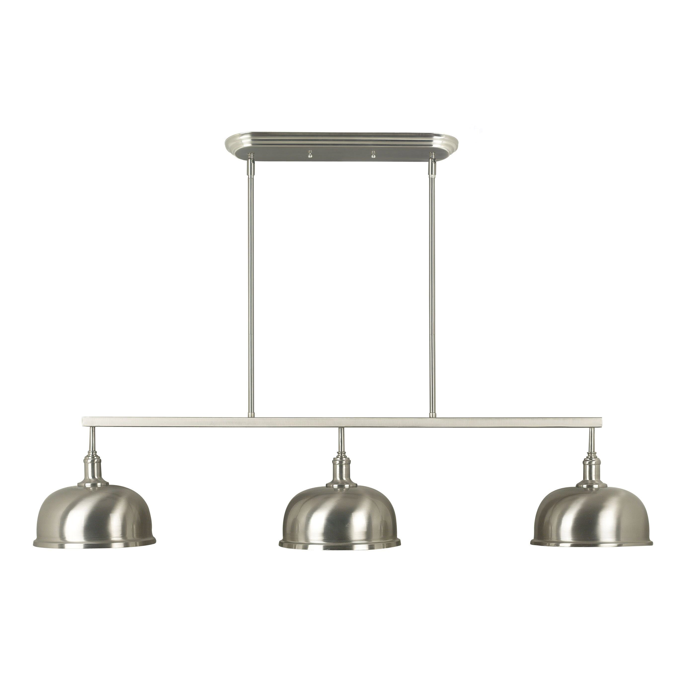 3 Light Kitchen Island Pendant Wildon Home Ar Alice 3 Light Kitchen Island Pendant Reviews Wayfair