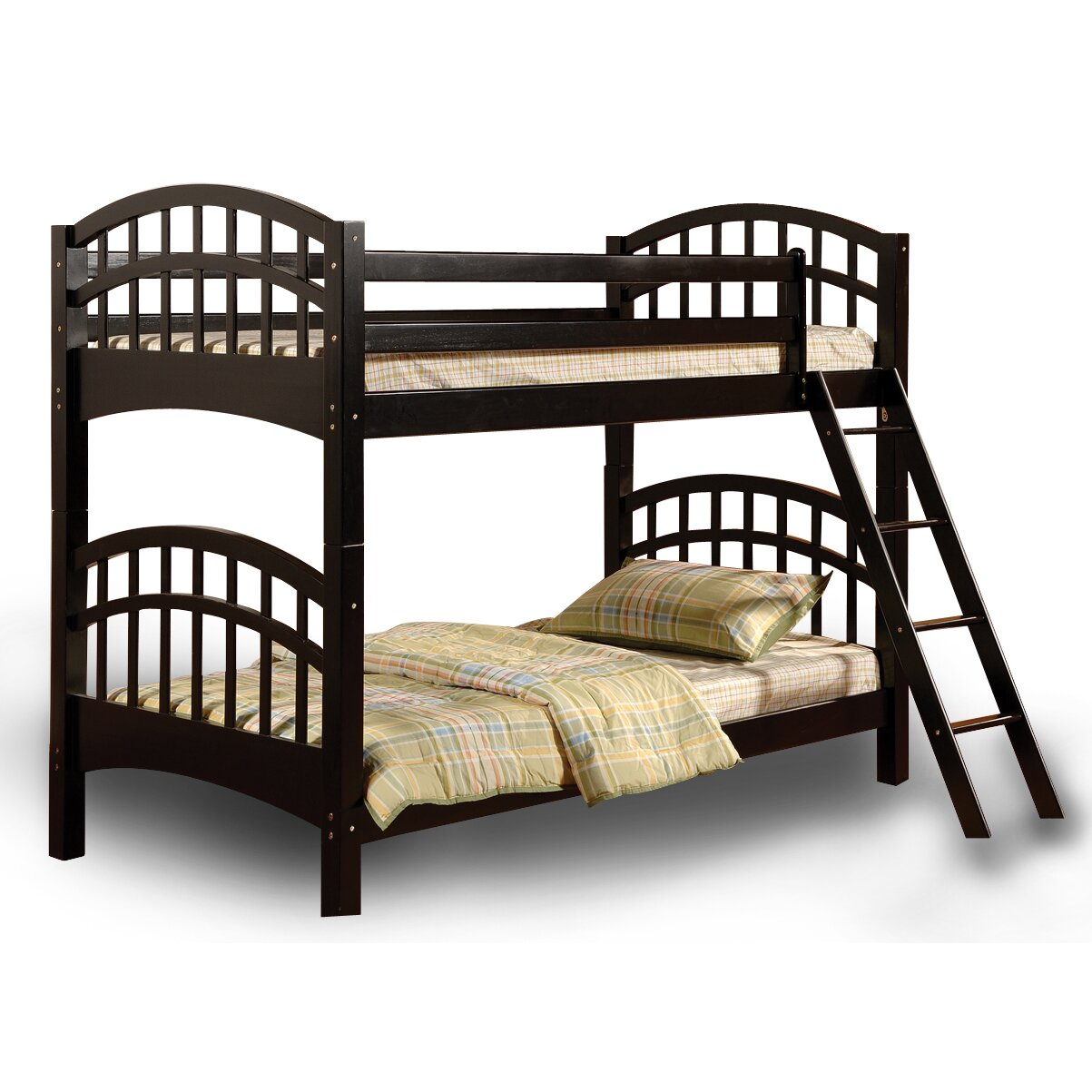 Wildon Home Flynn Twin Bunk Bed Reviews