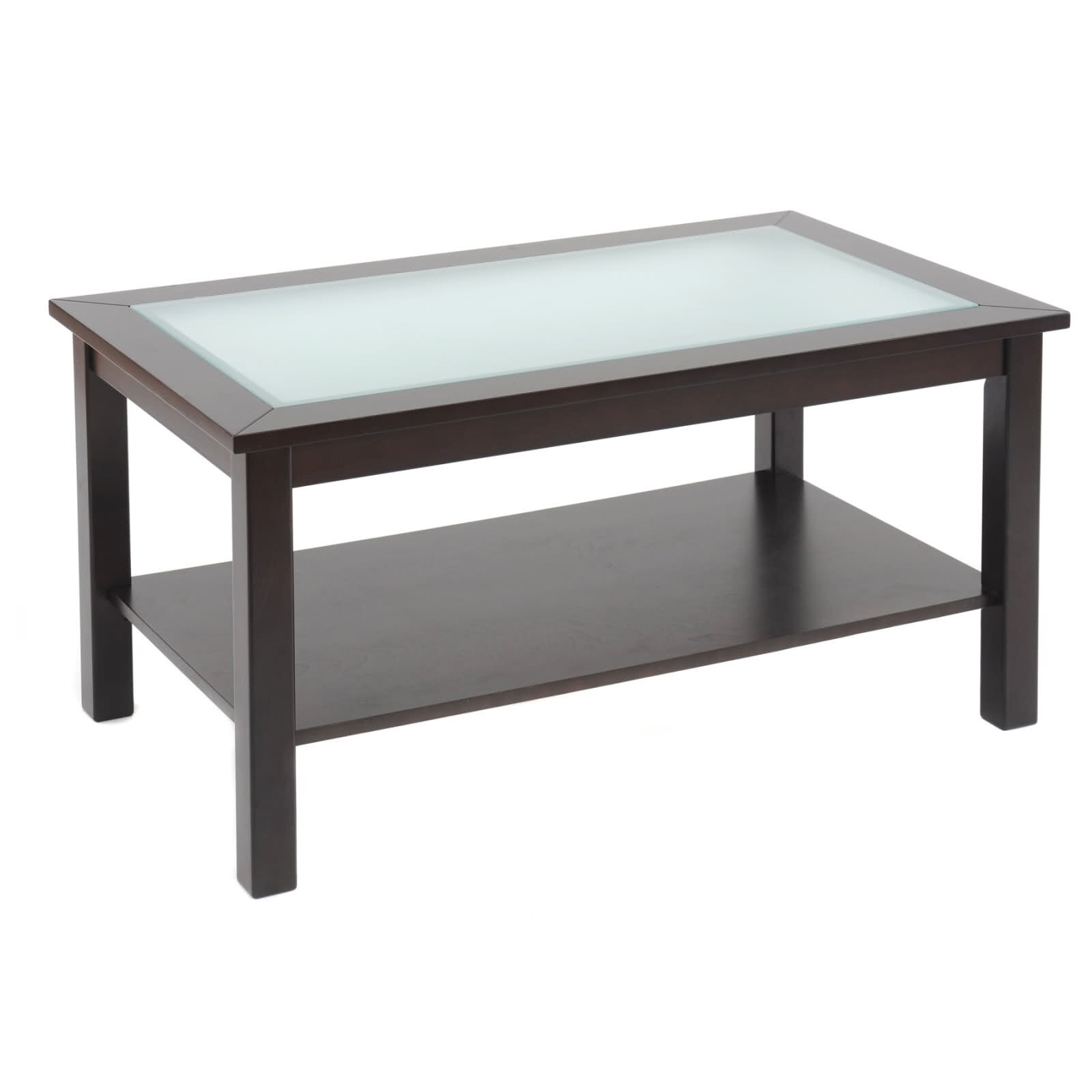 Kidney Shaped Glass Top Coffee Table Maple Coffee Tables Youll Love Wayfair