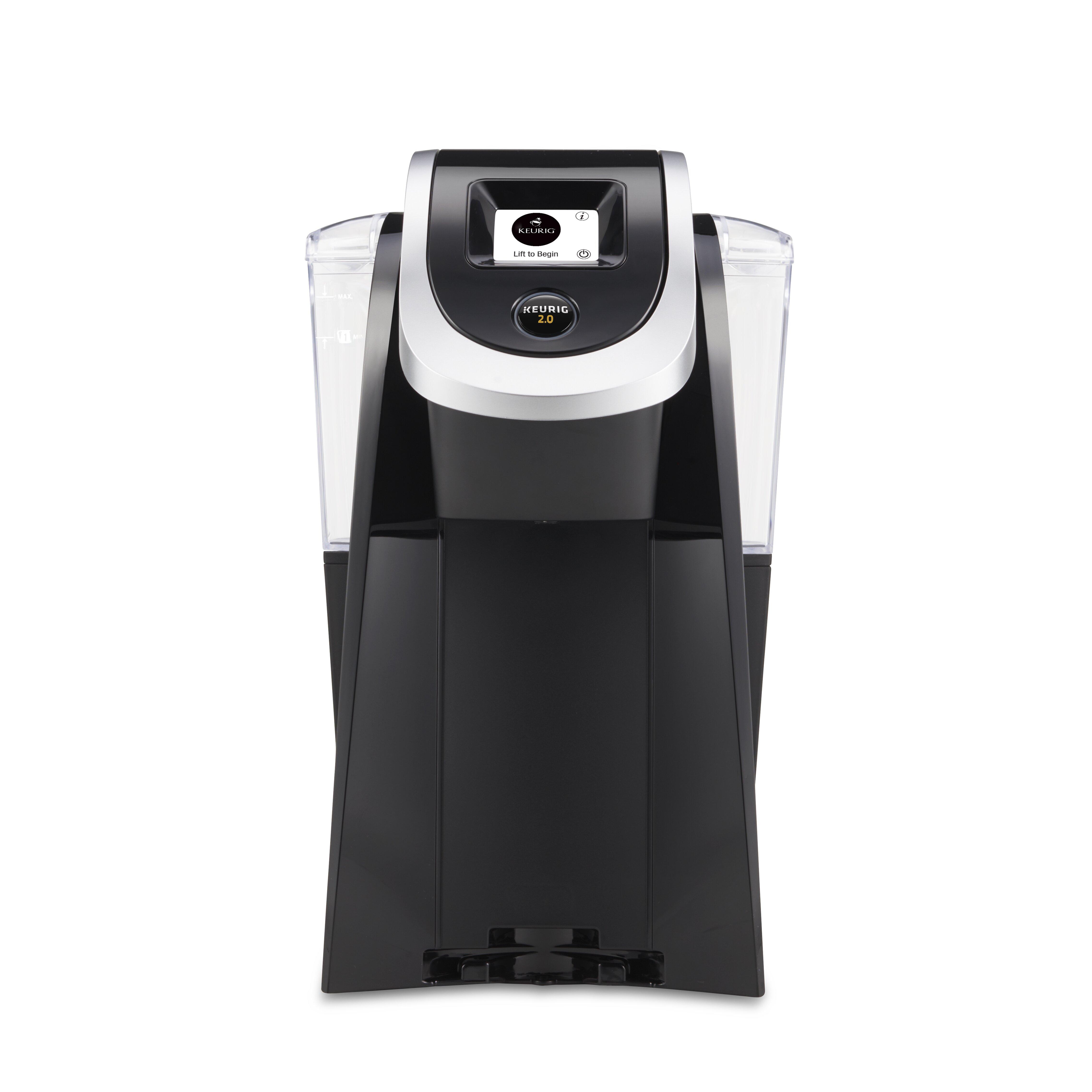 Keurig K250 Brewer Coffee Maker & Reviews Wayfair