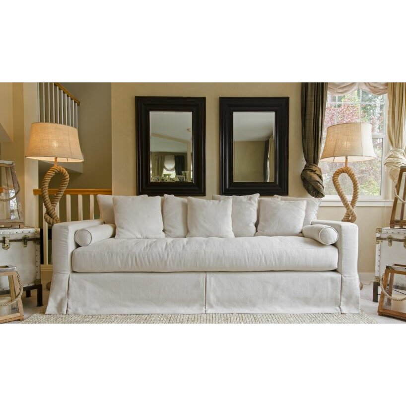 Elements fine home furnishings haley sofa reviews wayfair for Home element online furniture reviews